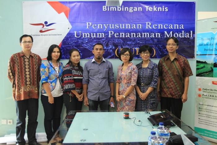 Bimtek RUPM di Jakarta