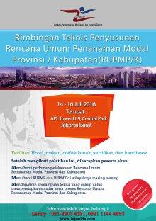 Flyer RUPM Juli 2016